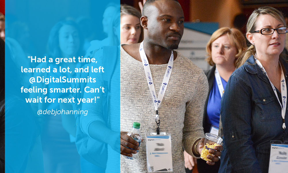 Testimonial Digital Summit